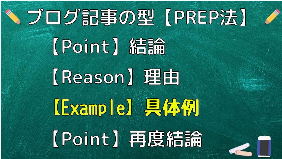 Example:具体例
